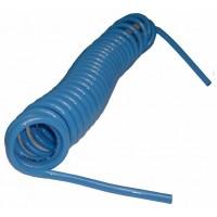 Spiral πολυουρεθάνης 4/6 5m με ίσιες άκρες