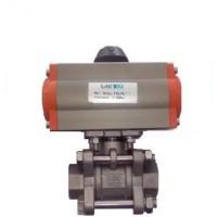 """Πνευματική βάνα δίοδη ball valve CP2V 1/2"""""""